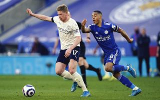 Man City vs Leicester