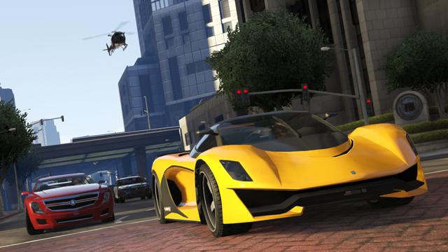 GTA 5 Online Business Update DLC Coming Next Week #30704