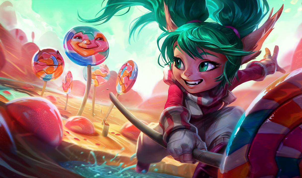 League Of Legends' Long-Overdue Rework For Poppy Looks Awesome #35047