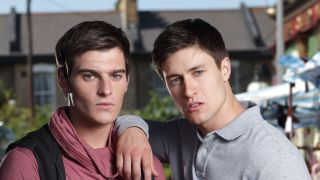The Moon Brothers from EastEnders