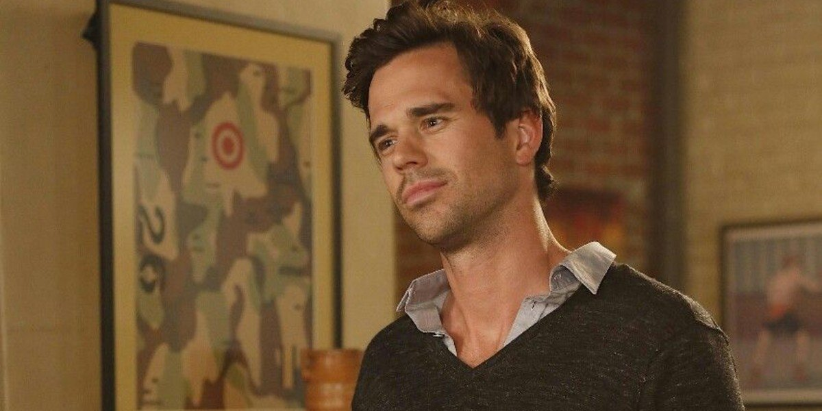 David Walton as Sam in New Girl