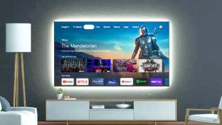 How to update Sony TV software
