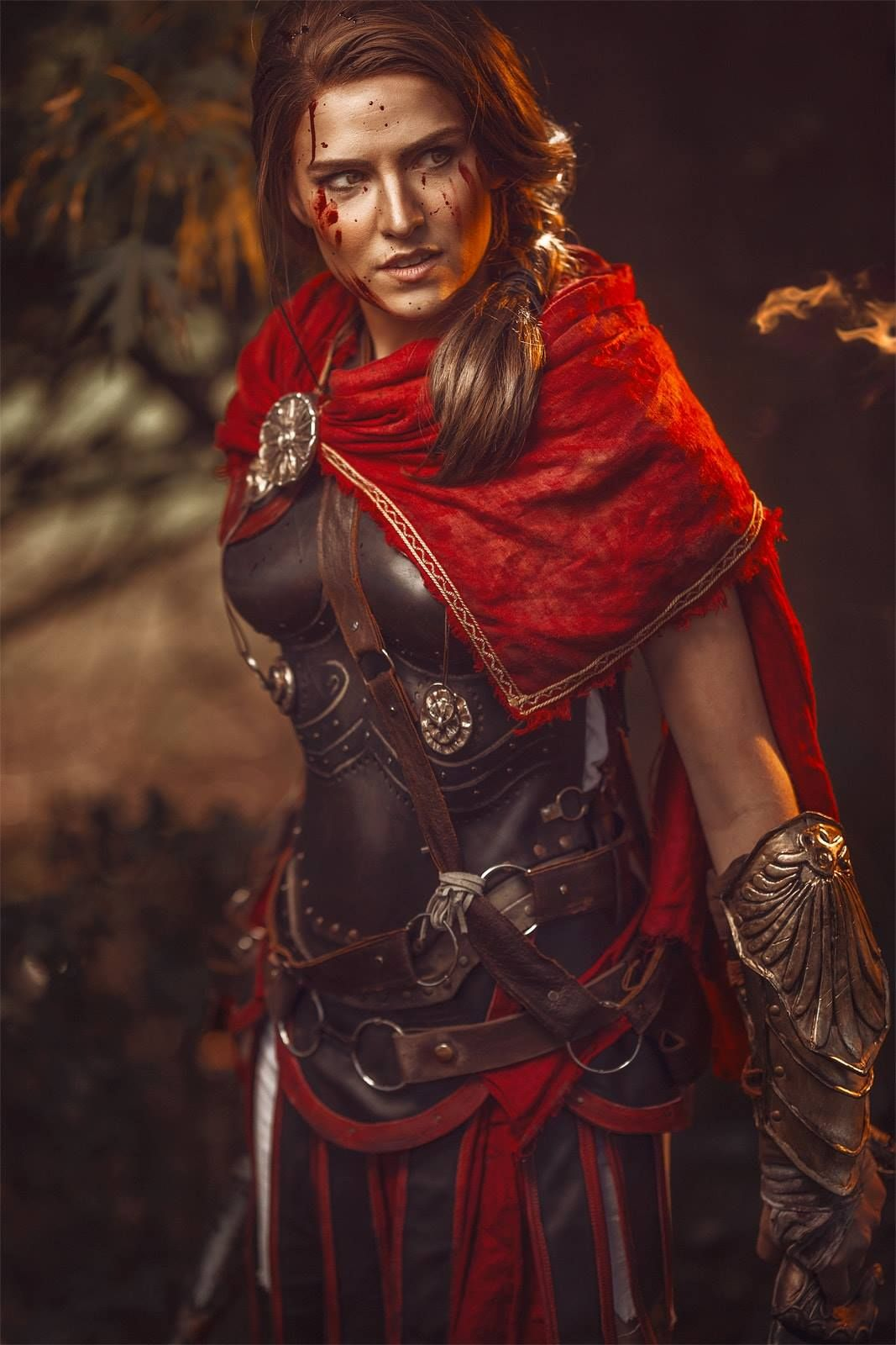 This Assassin S Creed Odyssey Kassandra Cosplay Is Absolutely