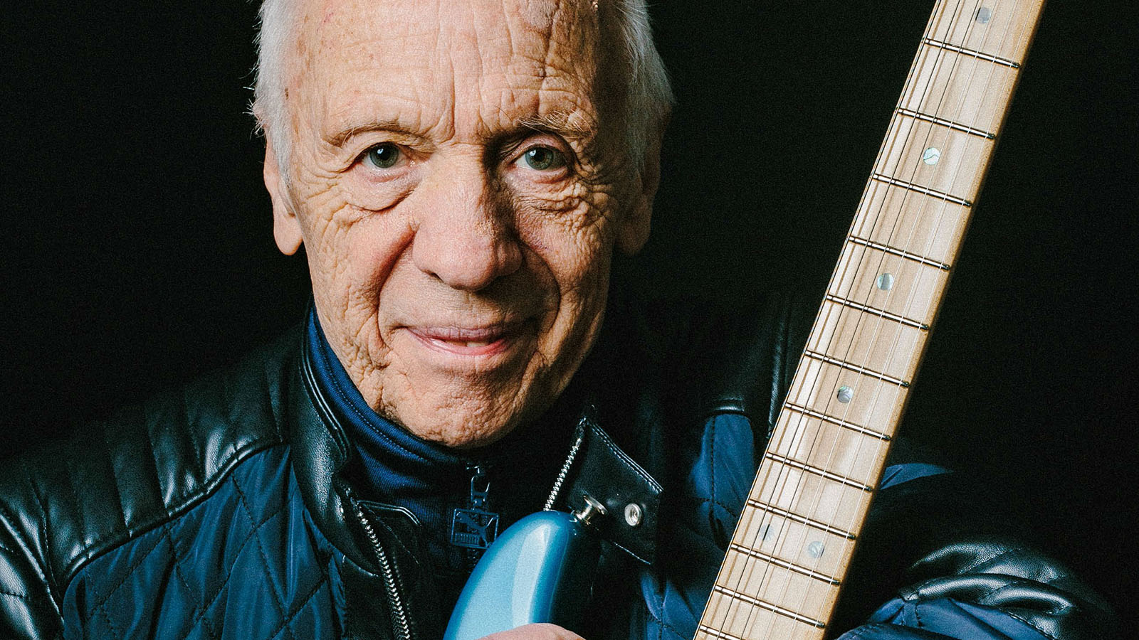Strat Legend Robin Trower Talks New Album, 'Coming Closer to