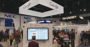 Google, the Cloud, and Shifting Platforms at Digital Signage Expo
