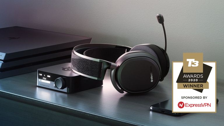 SteelSeries Arctis Pro Wireless T3 Awards 2020 Best gaming headset