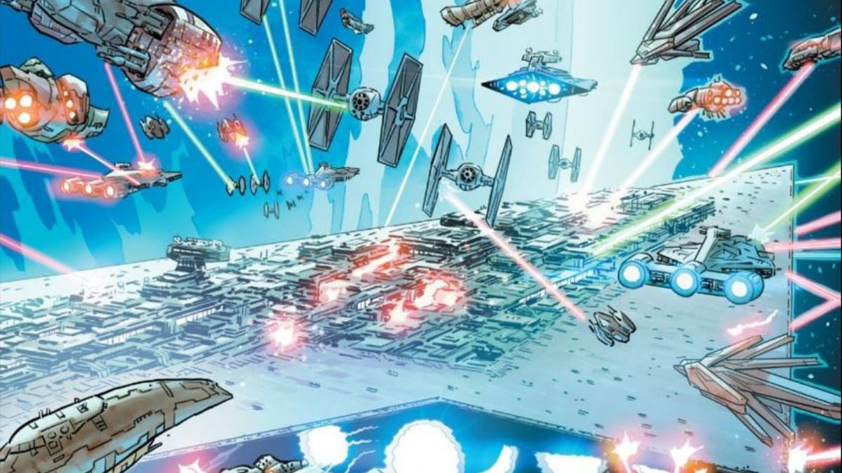 A new Star Wars event called The Hidden Empire is coming in 2022