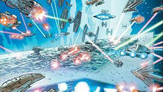 Star Wars; The War of the Bounty Hunters #5 excerpt