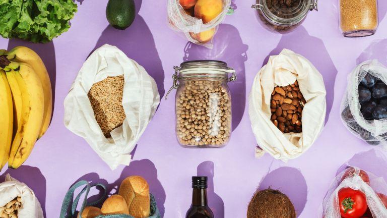 Plastic free food packaging