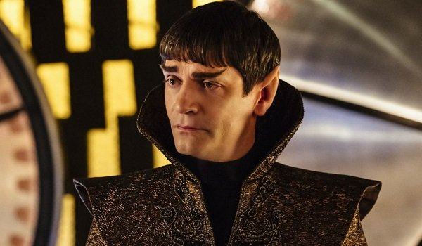 Sarek James Frain Star Trek: Discovery CBS All Access