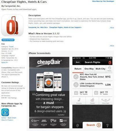 CheapOair Review - Pros, Cons and Verdict   Top Ten Reviews