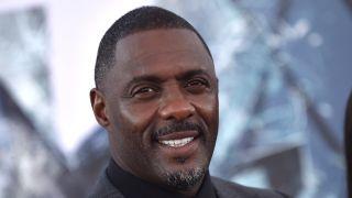 Idris Elba auf dem roten Teppich