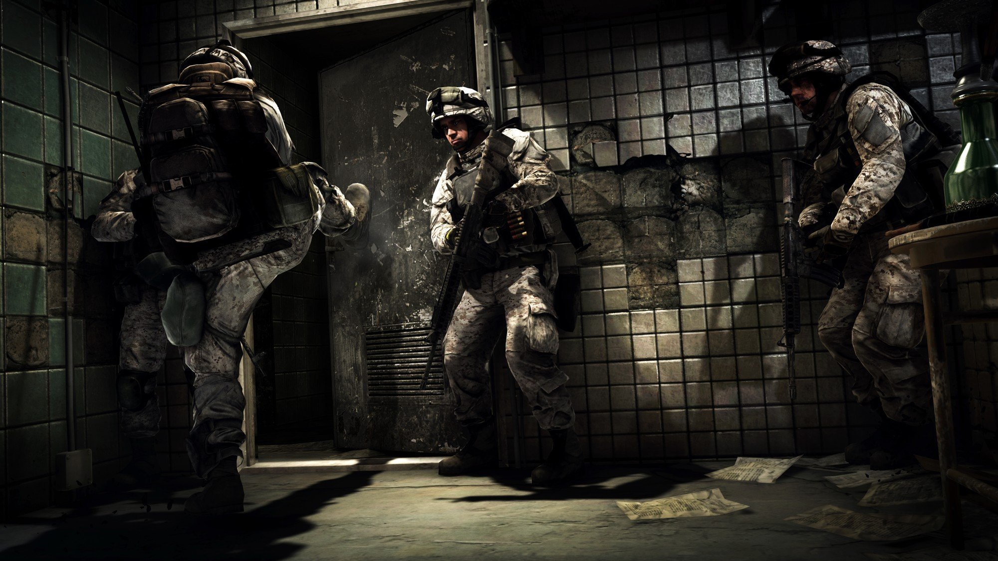 Battlefield 3 HD Concept Art And In-Game Screenshots Released #16614