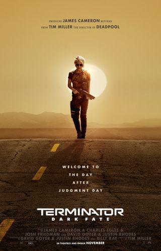 'Terminator: Dark Fate' First Teaser Trailer Has Arrived