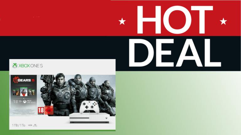 Xbox One S Gears 5 bundle