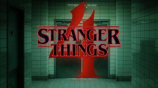 Stranger Things season 4 logo