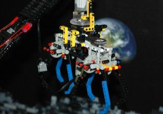 LEGO MoonBot From New Jersey Wins Competition