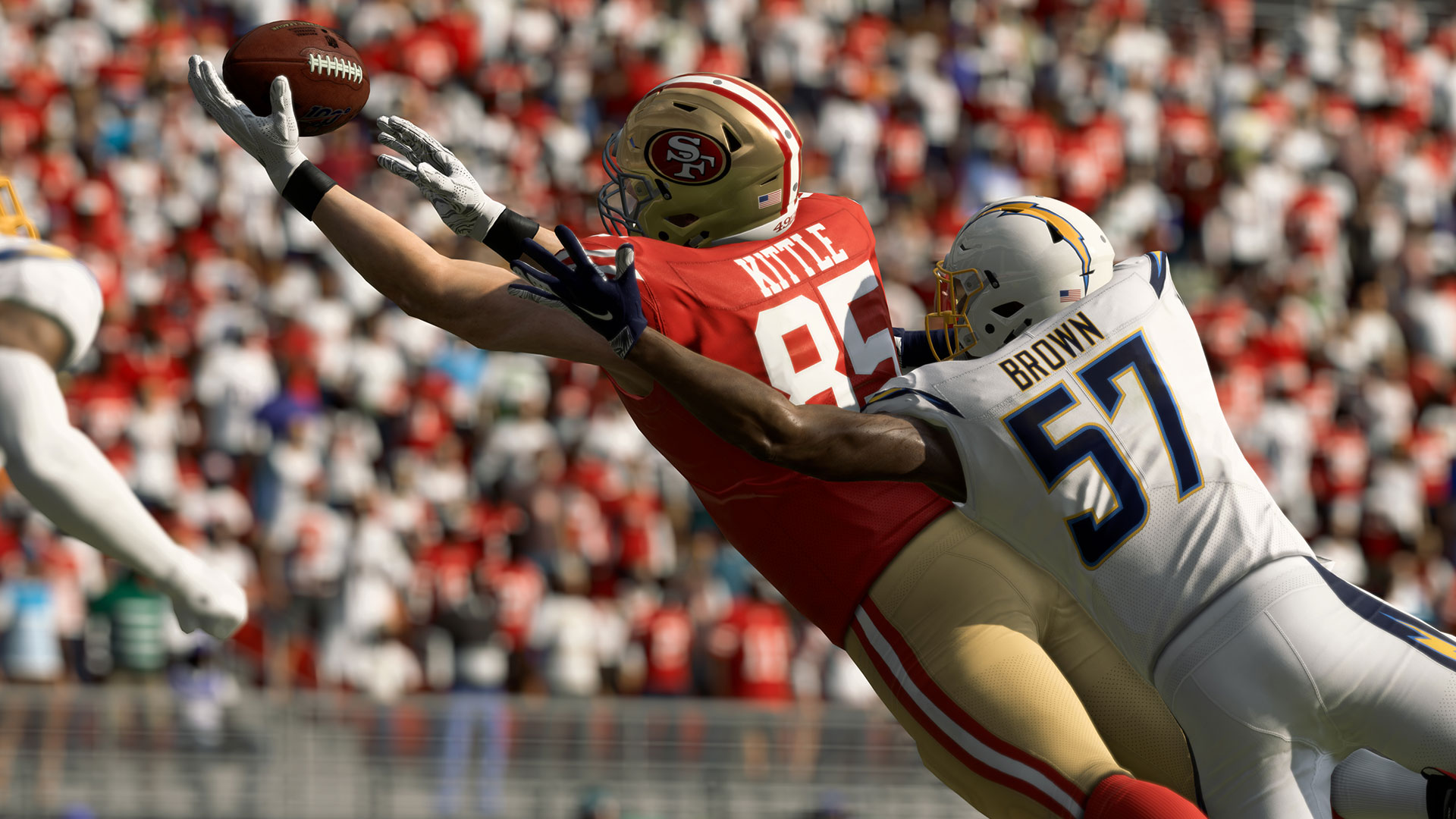 "Madden 20 review: ""Like drafting a left tackle with the"