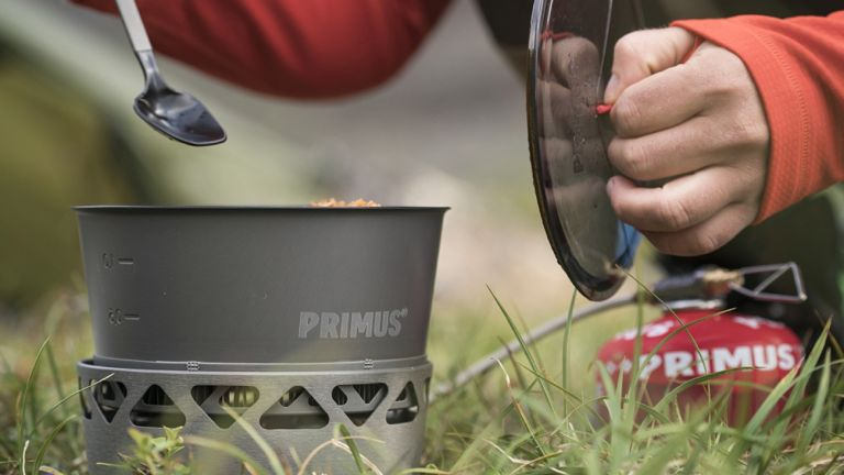 best camping stove: Primus Firestick