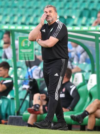 Celtic v Midtjylland – UEFA Champions League – Second Qualifying Round – First Leg – Celtic Park