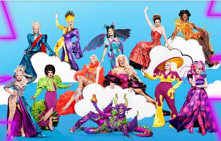 RuPaul's UK Drag Race season 3 promo