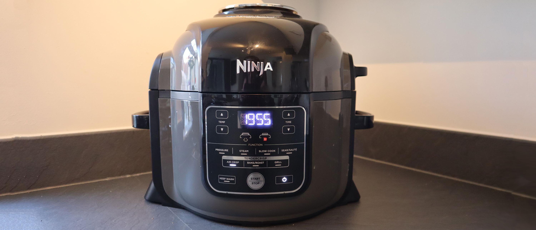 Ninja Foodi Multi Cooker Review Techradar