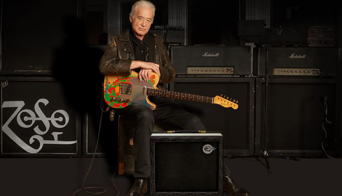 NAMM 2020: A Standard version of Jimmy Page's Sundragon signature amp is here at last