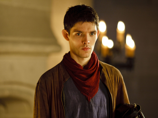 Merlin set for fourth series