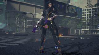 Bayonetta 3 screenshots