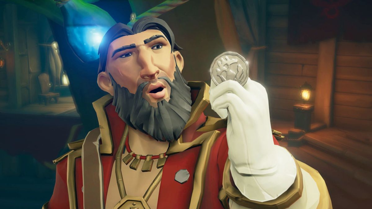 Sea of Thieves will soon let you change your pirate's physical appearance
