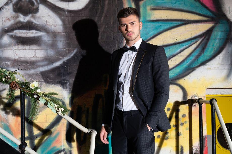 Romeo Quinn in Hollyoaks