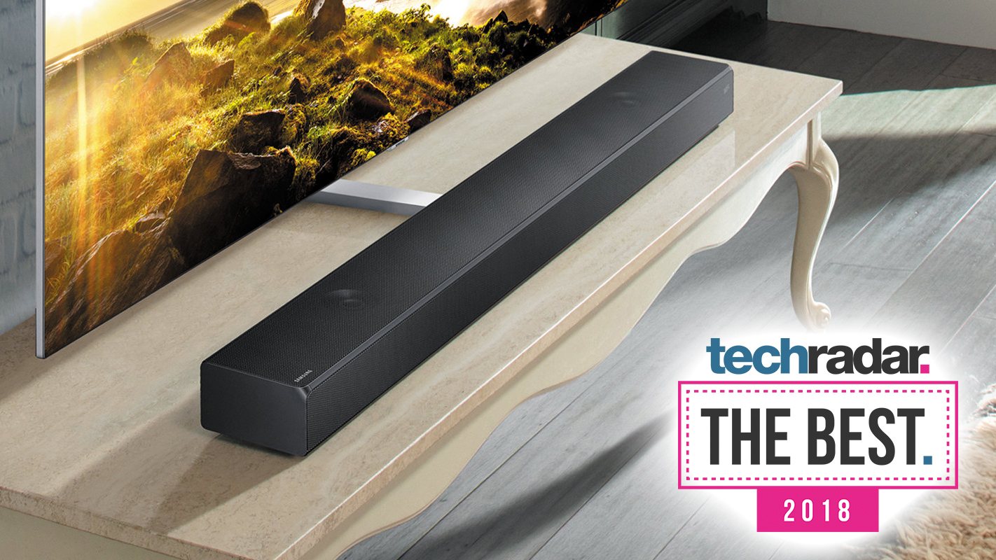 Best Soundbars 2018 The Compact Audio Systems For Your Home Mini Tv Perfect Choice Bluetooth Portable Speaker Original Theater Setup Techradar