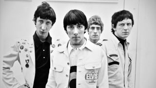 A picture of the Who from 1965