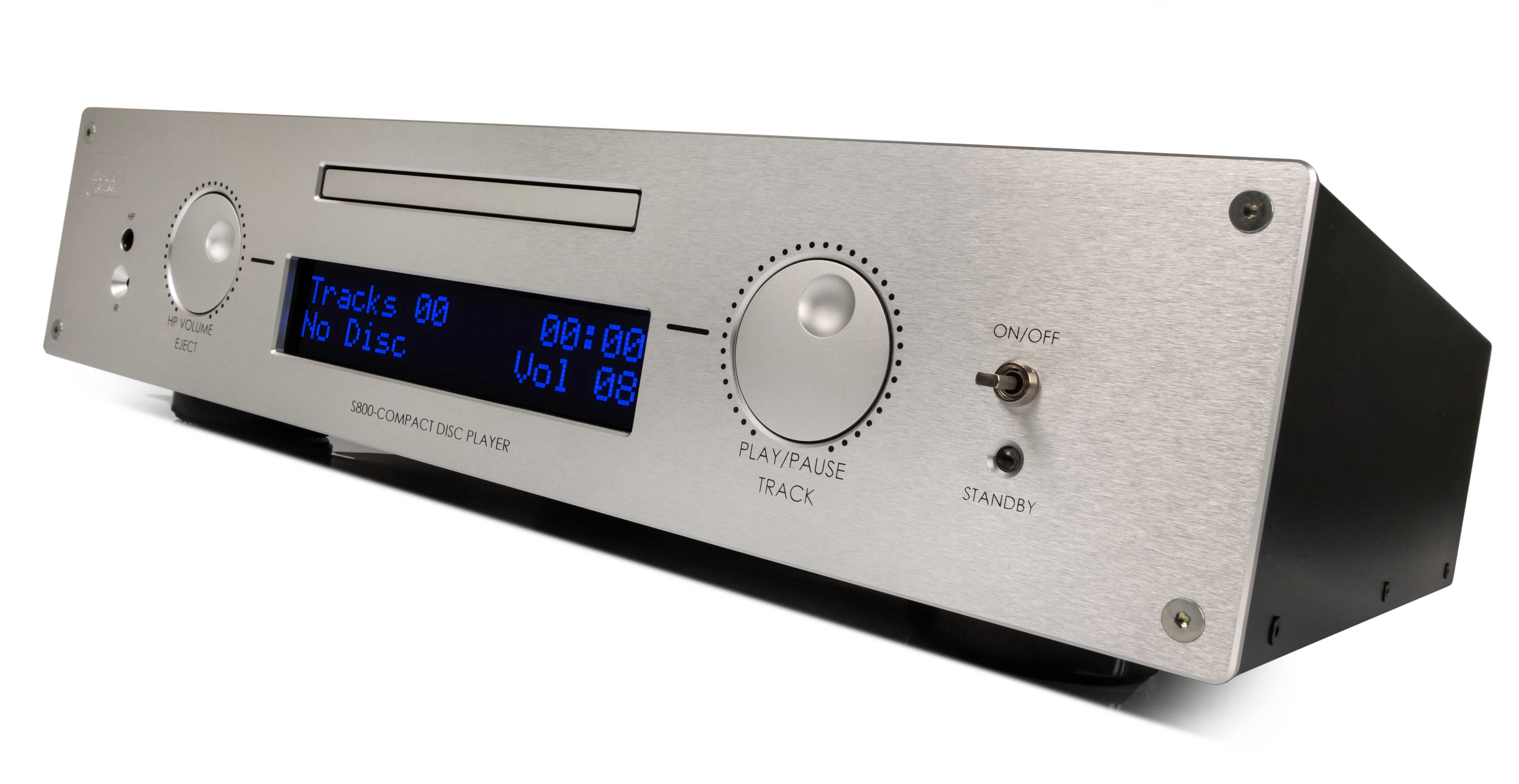 British audio firm Mitchell & Johnson launches CD player