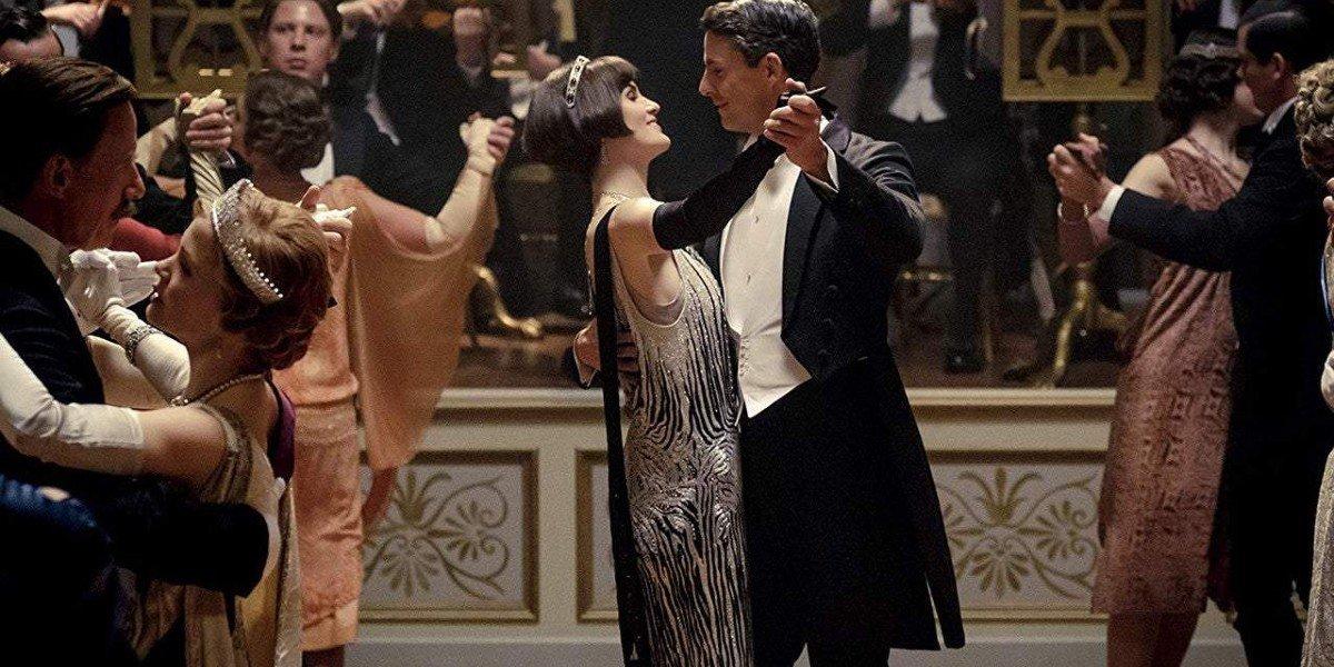 Dancing in Downton Abbey (2019)