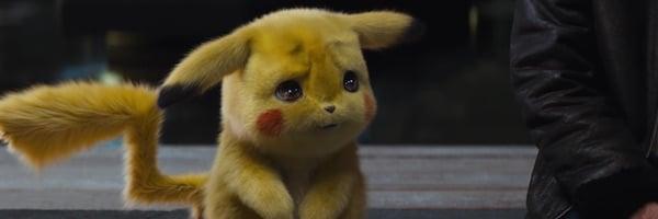 Pikachu in Detective Pikachu movie