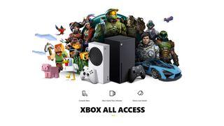 xbox所有访问