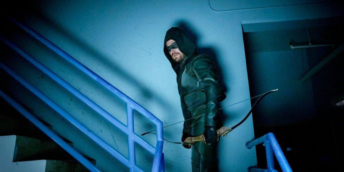 Arrow Season 8 Poster