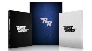 Randy Rhoads by Ross Halfin