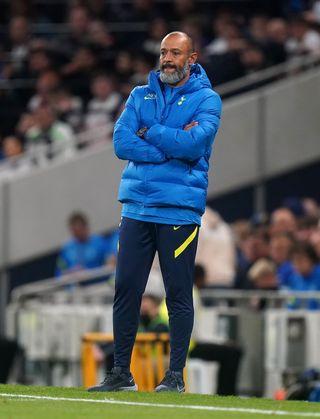 Tottenham Hotspur v Pacos de Ferreira – UEFA Europa Conference League – Play-offs – Second Leg – Tottenham Hotspur Stadium