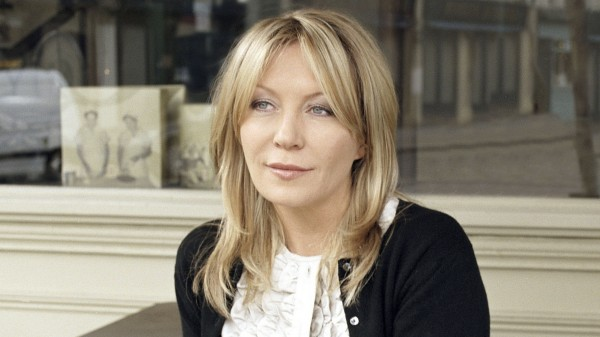 BBC presenter Kirsty Young