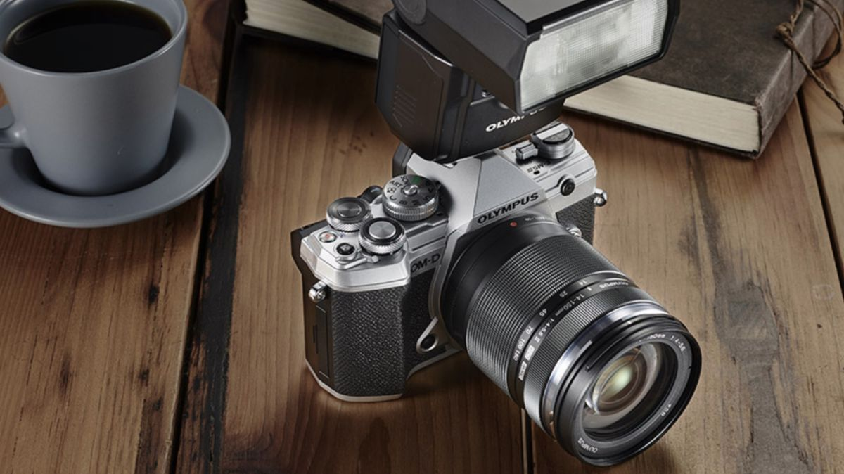 Olympus' new OM-D E-M5 Mark III offers flagship features for a lot less