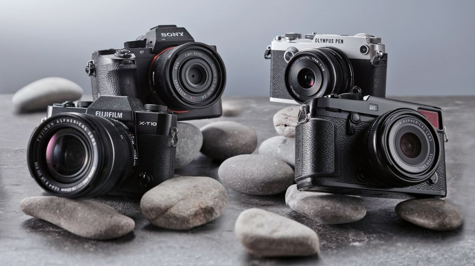 The 10 best mirrorless cameras 2016