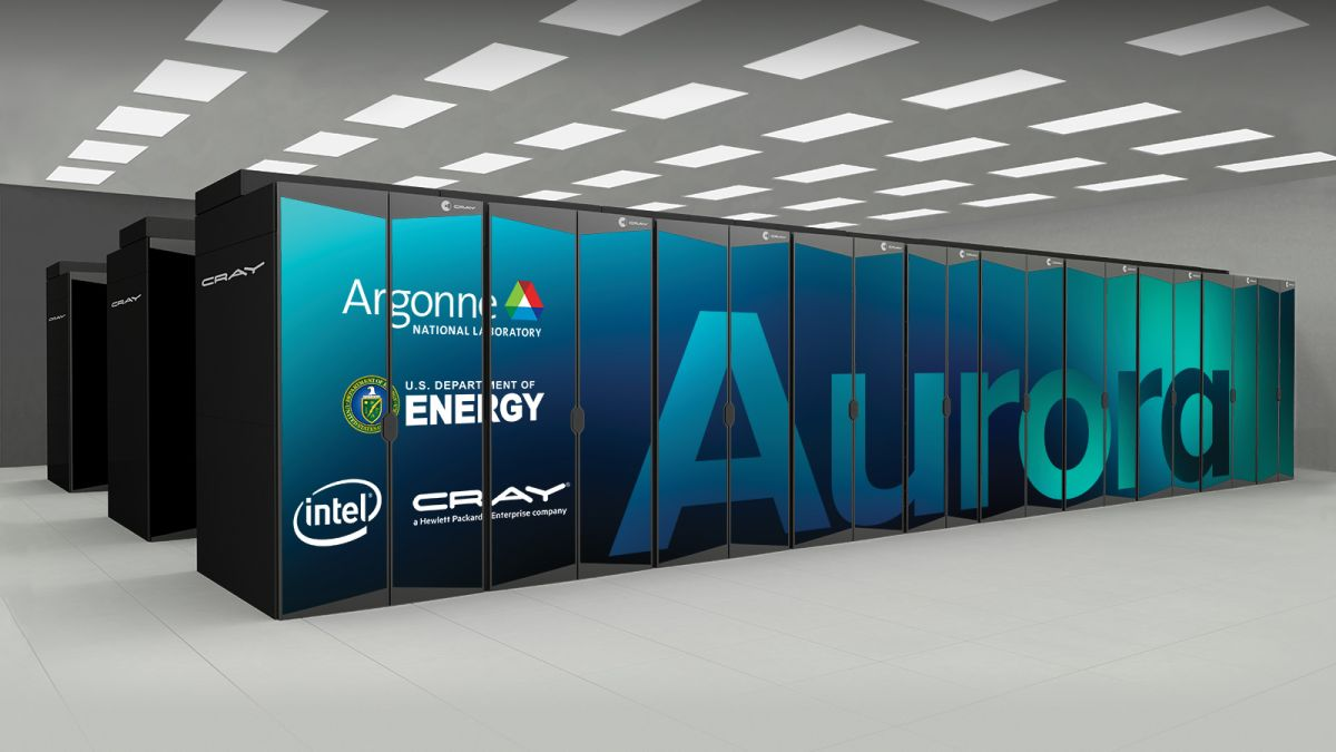 US Government's Aurora Supercomputer Delayed Due to Intel's 7nm Setback