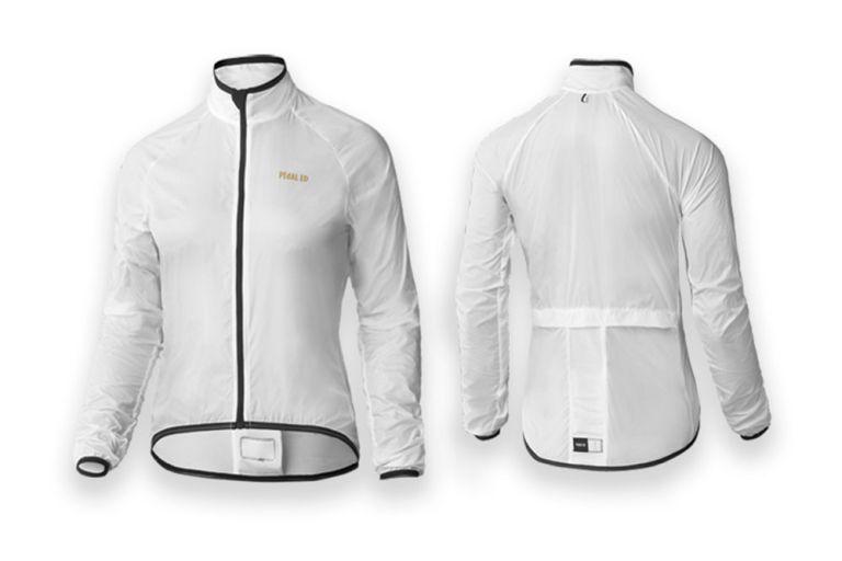 PEdAL ED Women's Vesper packable jacket