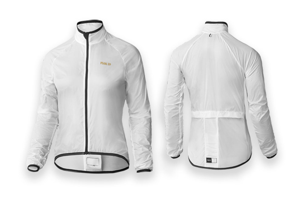 PEdALED Women's Vesper packable jacket review Cycling Weekly