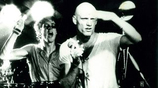 press shot of Midnight Oil