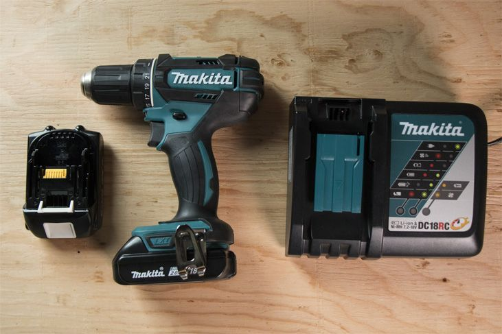 Makita XFD10R 18V Cordless Power Drill Review - Pros, Cons
