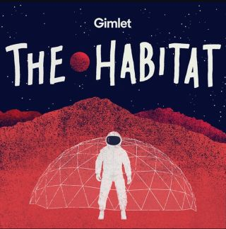 The Habitat podcast logo