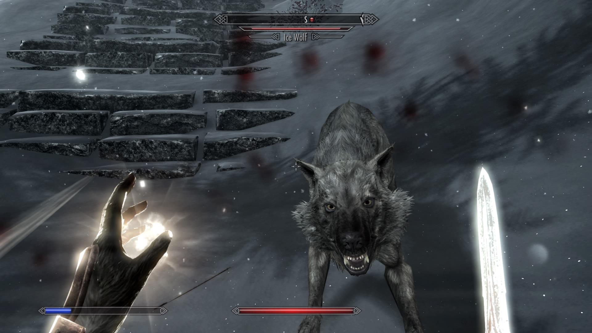 Stop making me kill wolves in Skyrim  It's lazy  | GamesRadar+